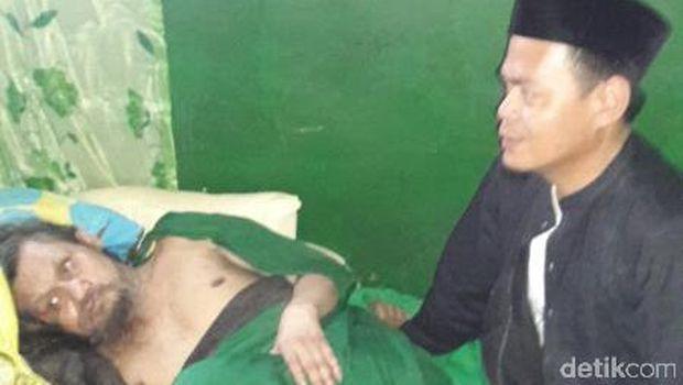 Tidak 'Hilang', Mbah Fanani Ditemukan di Indramayu