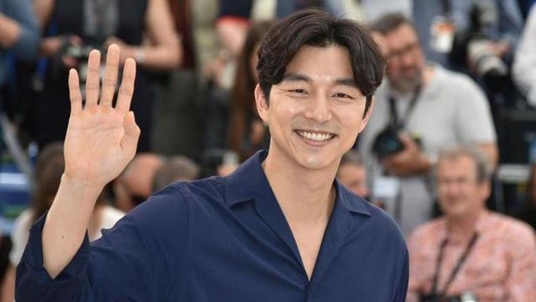 Aktor Korea Selatan, Gong Yoo (AFP)