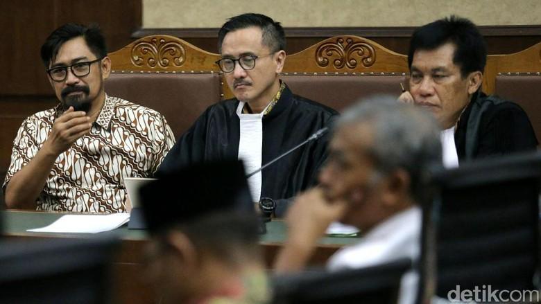 Choel Mallarangeng Merasa Jadi Korban Kesaksian Palsu Hambalang
