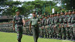 Korem Bogor Kirim 330 Personel Bantu Pengamanan Pilkada DKI