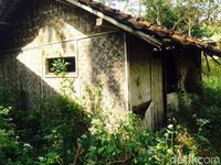 Rumah Hantu di proyek Bendungan Jatigede
