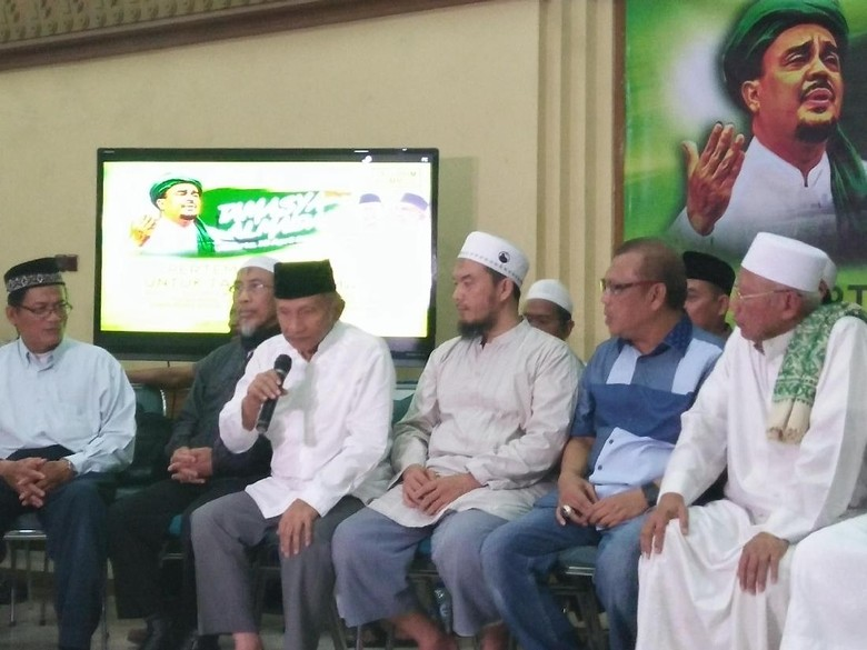 Panitia Tamasya Al-Maidah: Kita Tak Ada Urusan dengan Anies-Sandi