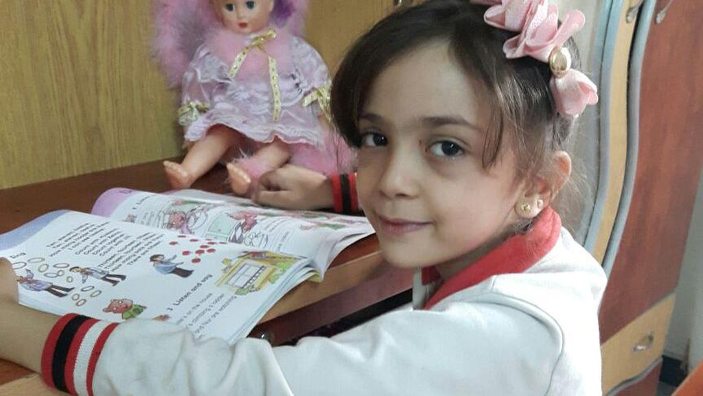 Bocah Pengungsi Suriah Bana Alabed Terbitkan Buku Memoar September
