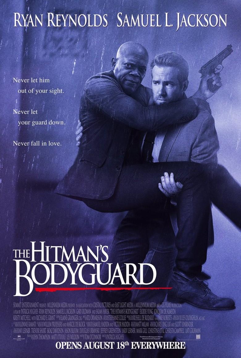 The Hitmans Bodyguard Rilis Poster Kocak yang Bikin Nostalgia
