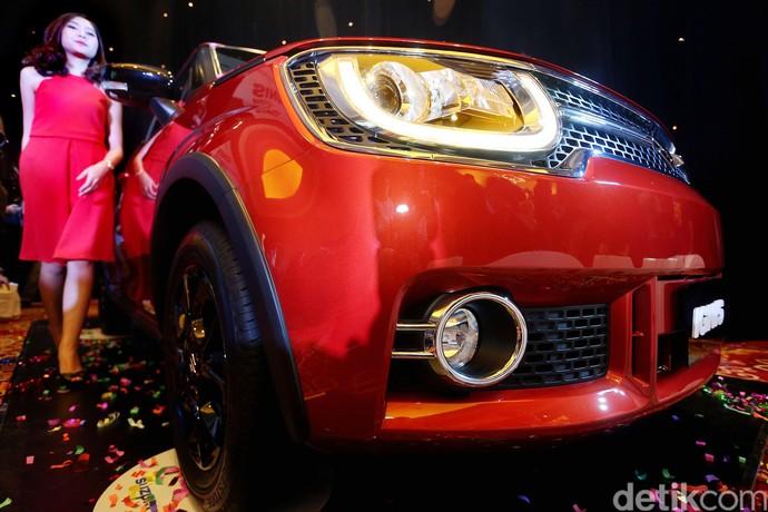 Suzuki Ignis Dibanderol Mulai Rp 139,5 Juta