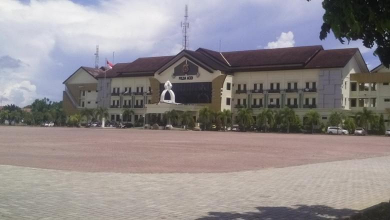 76 Personel Polda Aceh Dipecat Tahun Ini