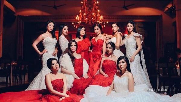 Girls Squad, Geng Jessica Iskandar Terbentuk karena Arisan