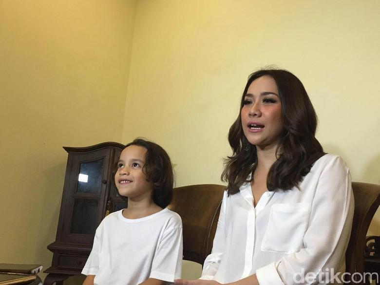 BCL Ajak Noah Syuting Video Klip OST Surat Kecil untuk Tuhan