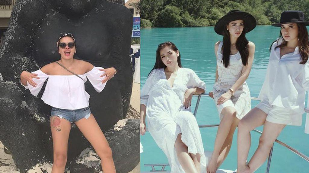 Nasihat Netizen untuk Nikita Mirzani, Kumpul Mewah ala Girls Squad