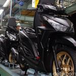 Honda Buat Pesaing NMAX cs, Motor Apa Ya?