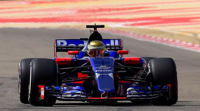 Sean: Ini Baru Langkah Awal Menuju F1