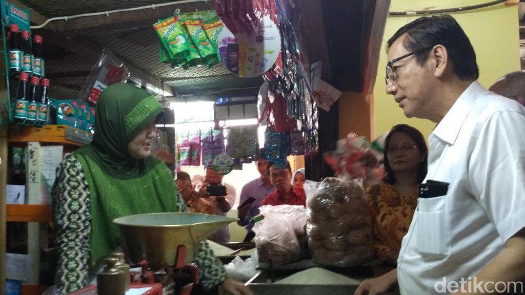 Distributor hingga Agen Wajib Lapor Stok Bahan Pangan ke Kemendag