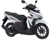 Honda Vario 125 Sonic White Red