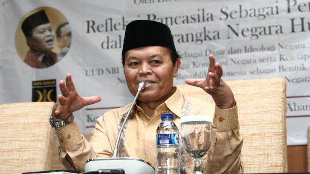 PKS Sebut Nama Djarot Ada di List Undangan Pelantikan Anies-Sandi