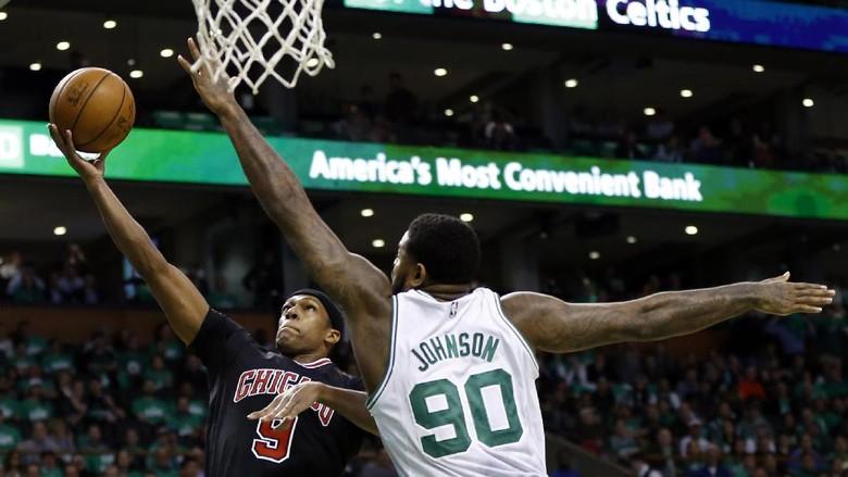 Seruduk Celtics Lagi, Bulls Kini Unggul 2-0