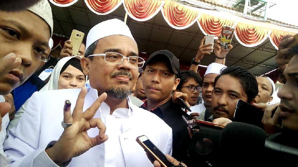 Eggi Sebut Habib Rizieq Dibutuhkan untuk Pilkada Serentak 2018