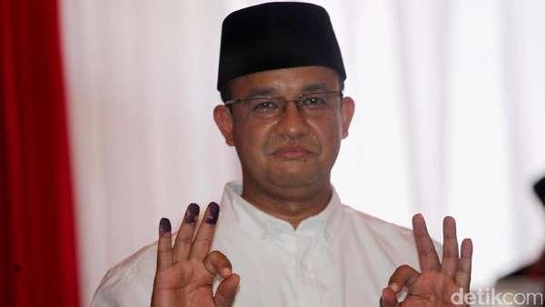 Jokowi Pamer Program Rumah 1%, Anies: Muncul Inisiatif Sama