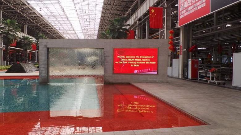 Melihat Pabrik Alat Berat China yang Investasi Rp 2,6 T di RI