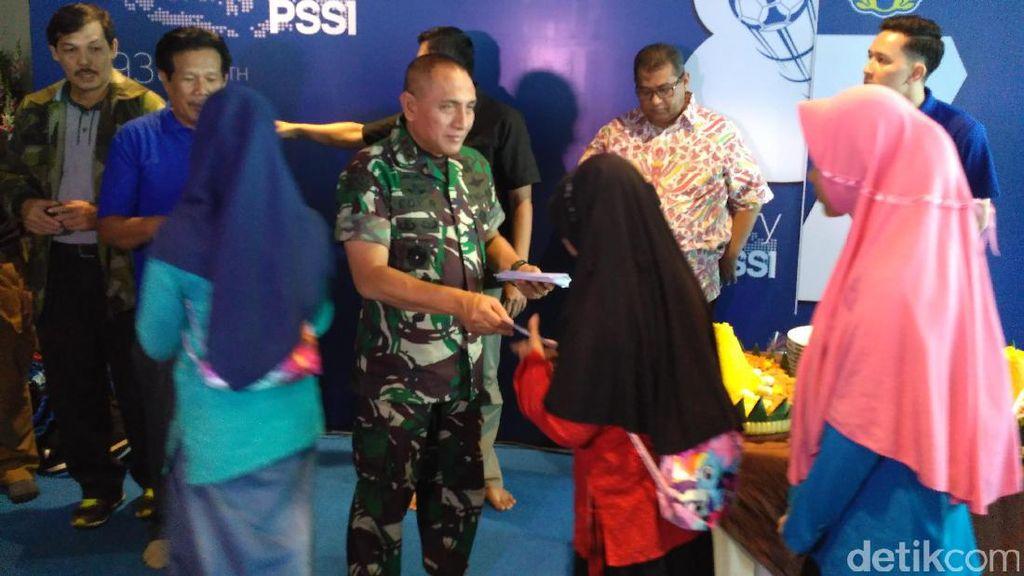 Introspeksi PSSI di Hari Jadinya yang ke-87
