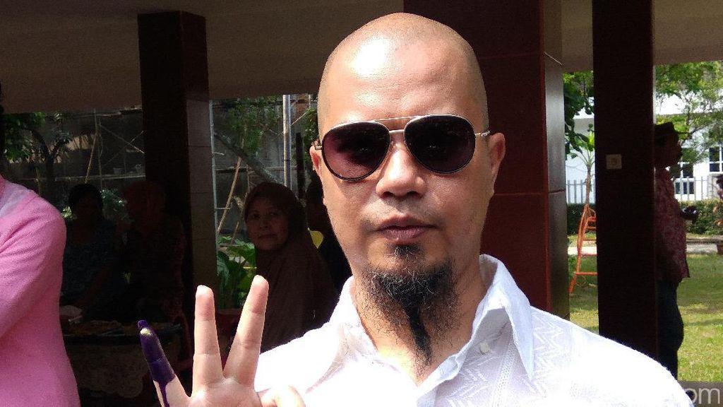 Ahmad Dhani, Mohon Utangnya ke Pedagang Pasar Barang Lawas Diselesaikan Ya!