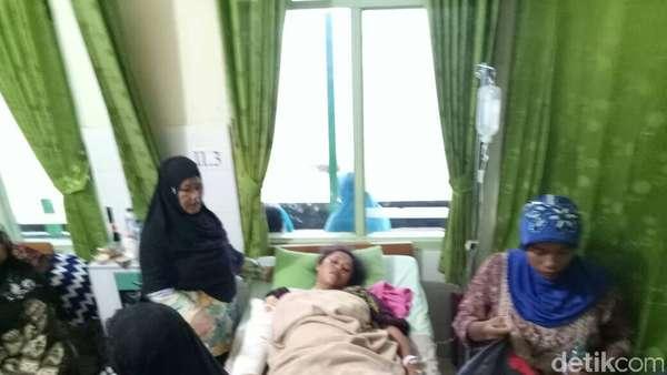 1 Penumpang Mobil yang Ditembaki Polisi Kritis, Dirujuk ke Palembang
