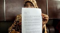 Perwakilan Warga Rembang Kirim Surat Aduan ke Komnas HAM