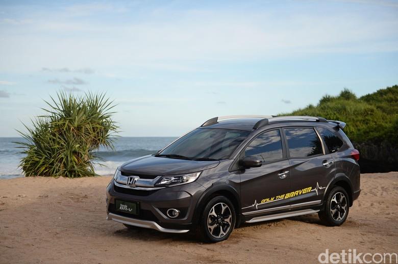 Hanya 6 Bulan, Honda BR-V Terjual Hampir 11.000 Unit di Malaysia