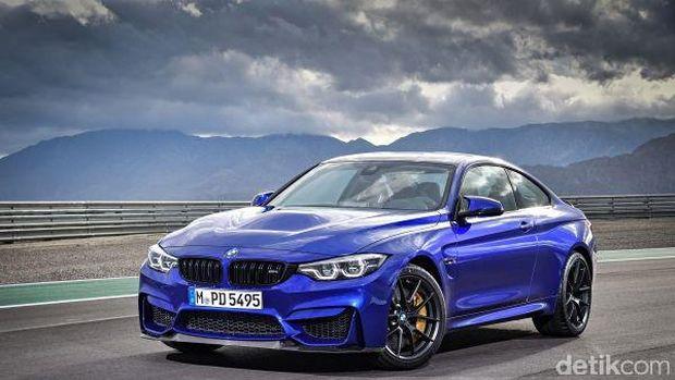 Mau BMW M4 CS? Tunggu Tanggal Mainnya