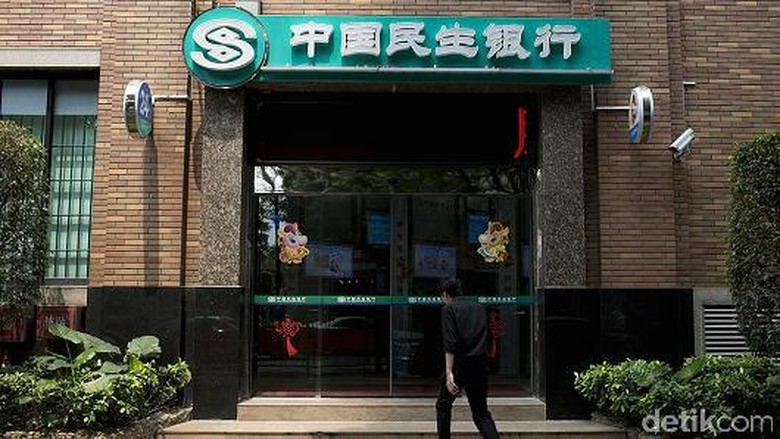 Duit Rp 5,8 T Raib Dari Bank China
