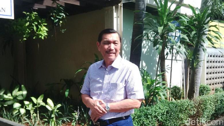 Wapres AS Mau Datang, Luhut: Tunjukkan Kita Bisa Berdemokrasi