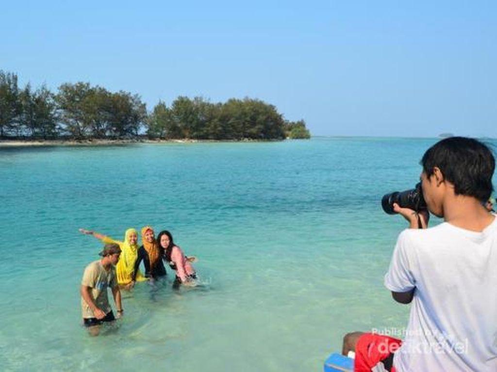 Foto: Kepulauan Derawan (Afif/detikTravel)