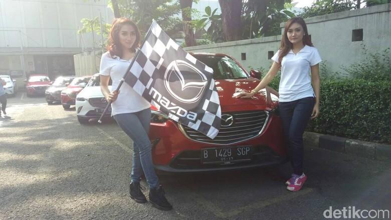 Menguji Mazda CX-3 di Jalanan Indonesia