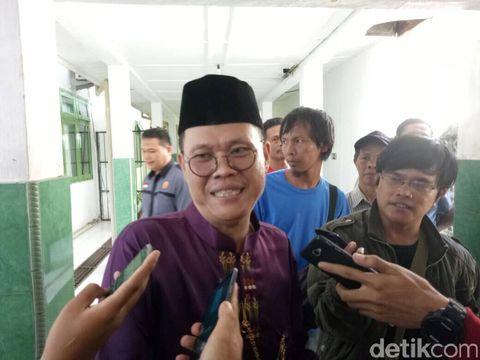 Wali Kota Lubuklinggau Prana Putra Sohe