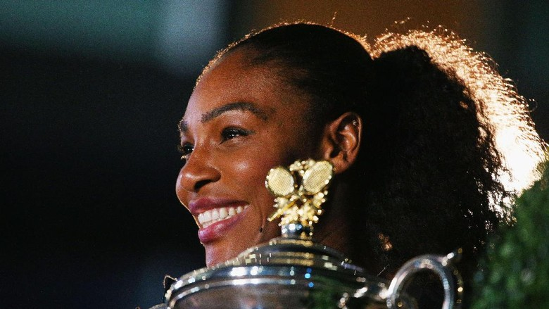 Serena Williams Hamil?