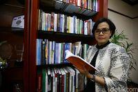Blak-blakan Sri Mulyani Soal Alasan Pulang Kampung ke RI
