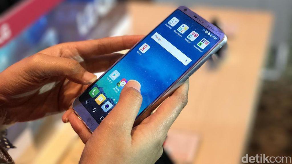 LG G6Diklaim Sebagai Ponsel Perang