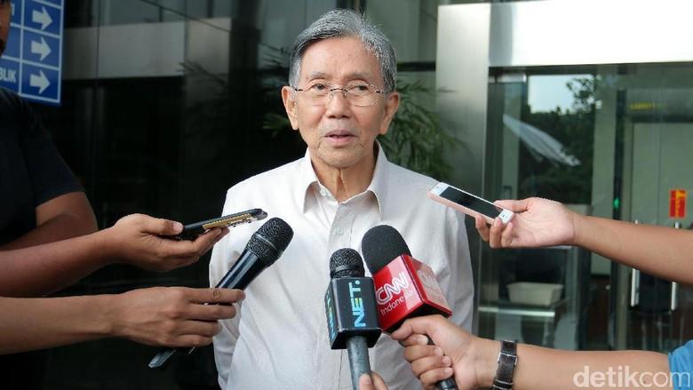 Kwin Kian Gie Dimintai Keterangan Terkait Kasus BLBI