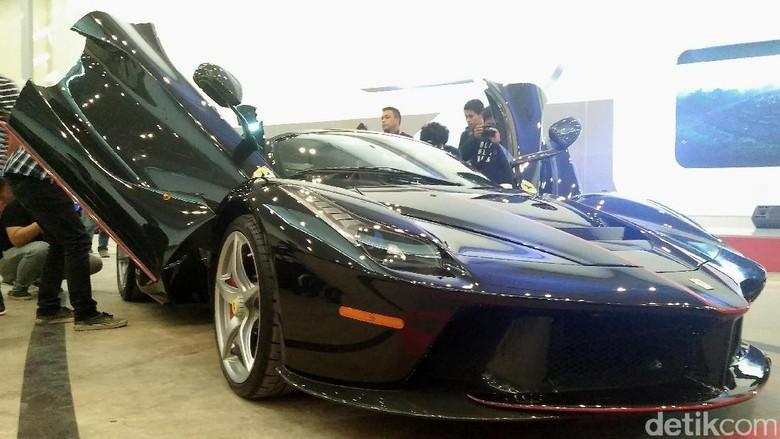 Ada Orang Kaya Indonesia yang Boyong Supercar Anyar Ferrari
