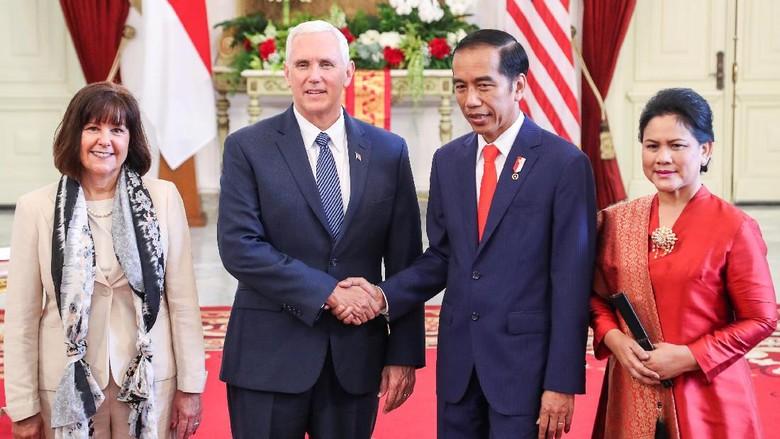 Indonesia-AS Sepakat Kuatkan Kerja Sama Perdamaian