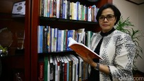 Sri Mulyani Menteri Keuangan Terbaik se-Asia Pasifik 2018