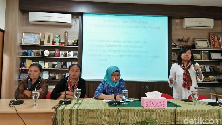 Hari Kartini, Komnas Perempuan Apresiasi Perjuangan Ibu-ibu Kendeng