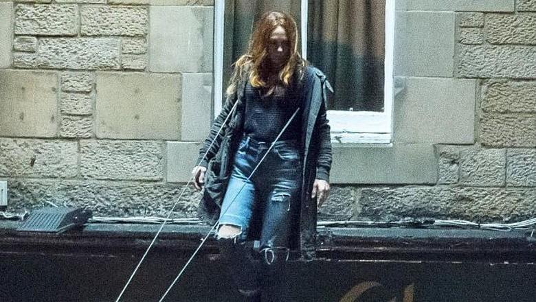 Ada Adegan Romantis Vision dan Scarlet Witch di Avengers: Infinity War