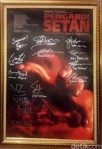 Poster Film Pengabdi Setan