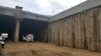 Underpass Simpang Lima Mandai Makassar Difungsikan H-7 Lebaran