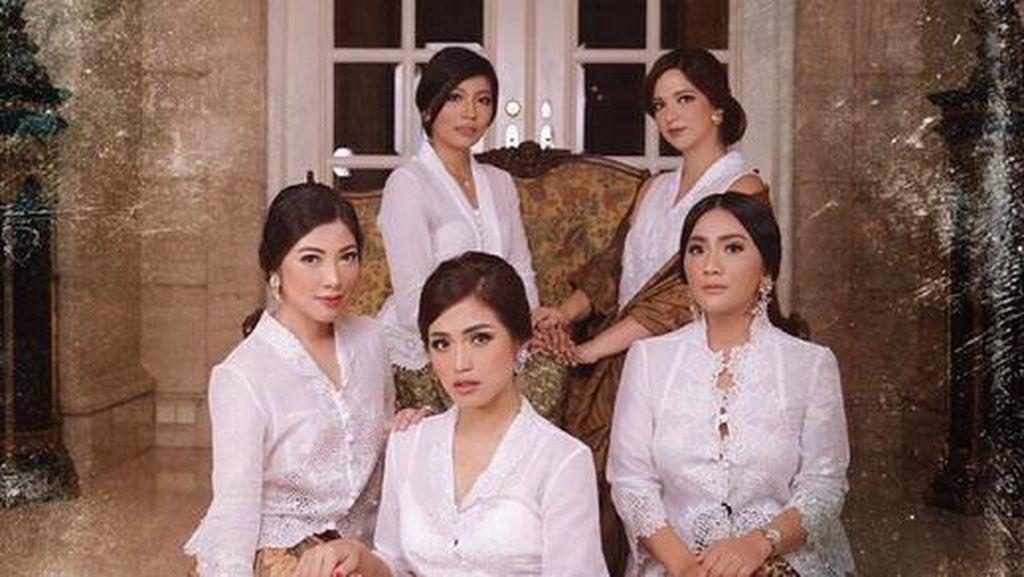 Jadi Viral, Genk Girls Squad Jessica Iskandar Ingin Populerkan Batik