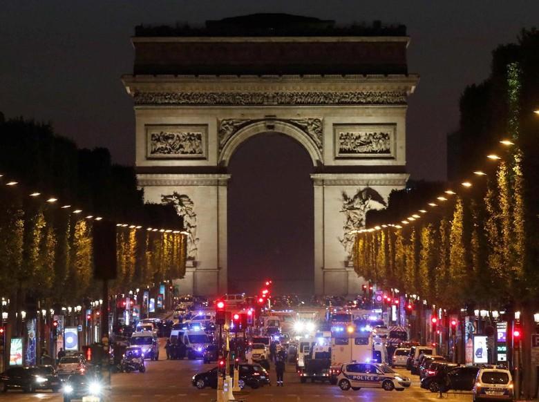 Champs Elysees, Jalan Raya Paling Indah di Dunia