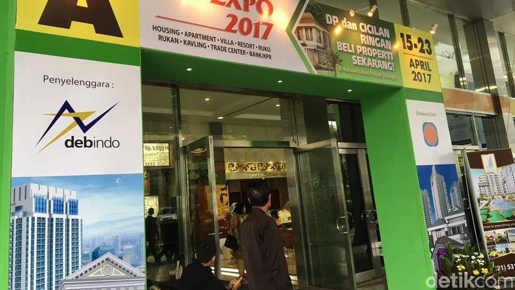 Berburu Rumah DP 0 Rupiah di Pameran REI Expo