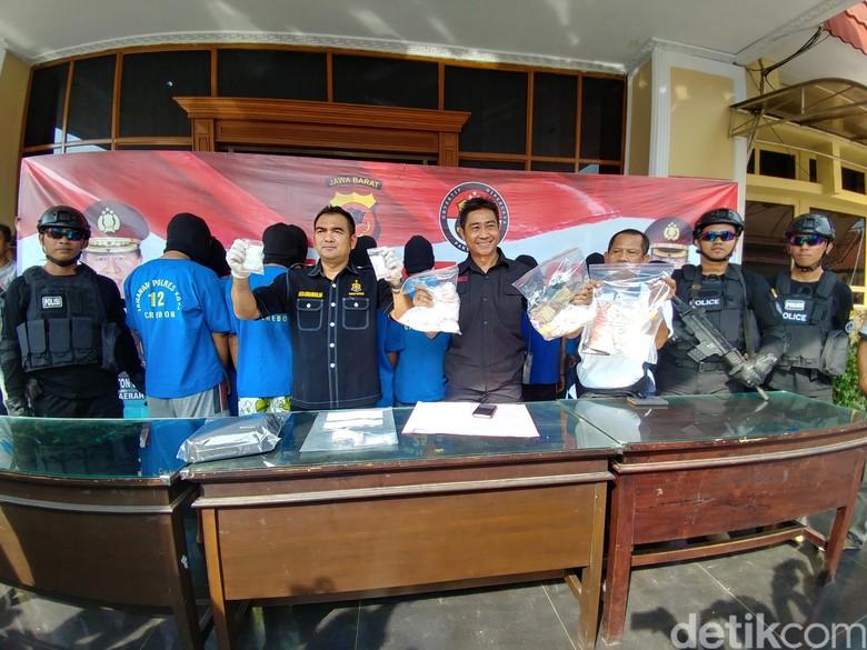 Banyak Napi Pindahan, Cirebon Rawan Peredaran Narkoba