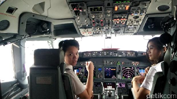 Terbang Bersama Srikandi di Hari Kartini