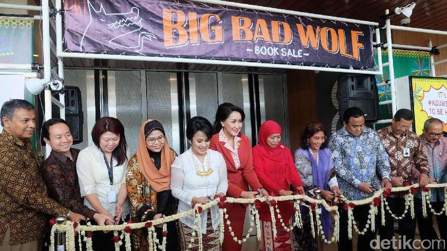 Yuk, Berburu Buku Murah di The Big Bad Wolf Jakarta 2017